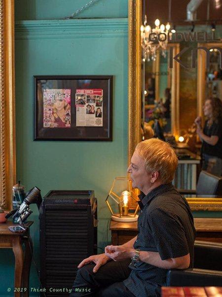 Nashville People: Rodney Mitchell